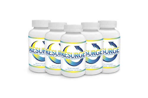 Resurge – a 100% natural, plant-based supplement