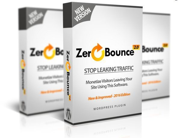 WP Zero Bounce – Reduce Your Site's Bounce Rate and Increase Profits