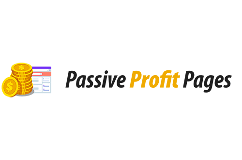 Passive Profit Pages… Helps you earn money in a legitimate and practical way