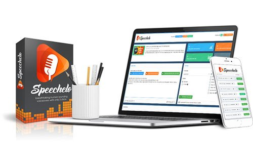 Speechelo – Effective and Practical Text-to-Speech