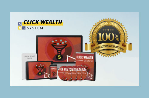 Click Wealth System… program that helps you generate money online